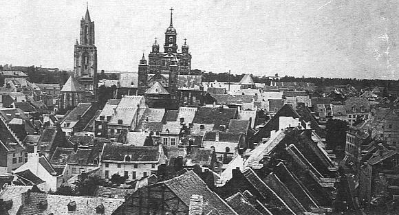 Maastricht about 1900